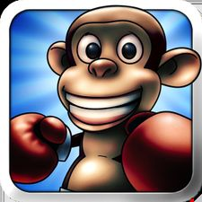 Взломанная Monkey Boxing на Андроид - Мод много монет