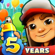 Взломанная Subway Surfers на Андроид - Мод много монет