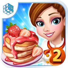 Взломанная Rising Super Chef 2 на Андроид - Мод много монет