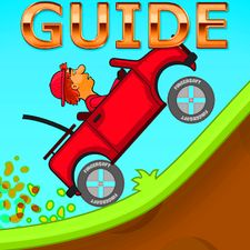 Взломанная Guide for Hill Climb Racing на Андроид - Мод много монет