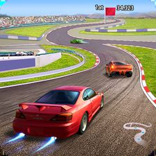Взломанная City Car: Drift Racer на Андроид - Мод много монет